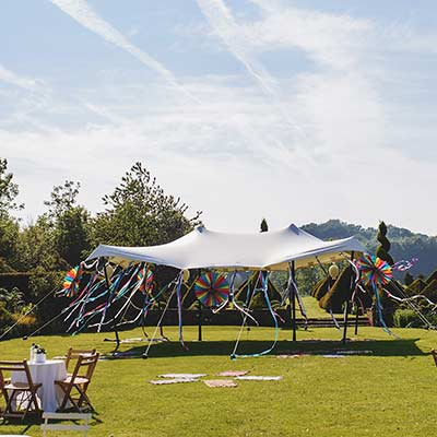 Birthday Party Tent Hire