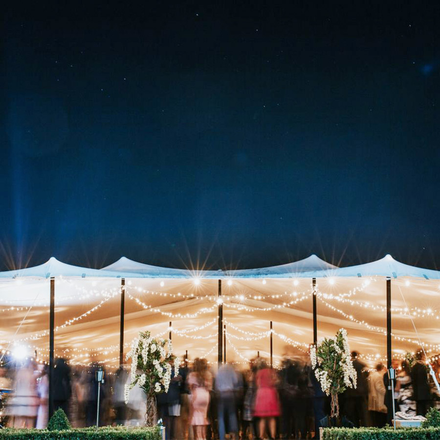 private party tent hire
