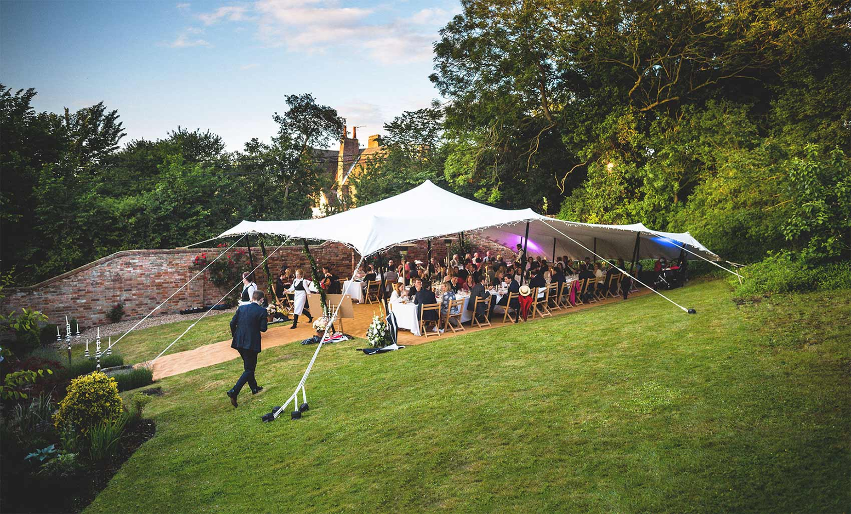 Wedding Tent Hire Norfolk